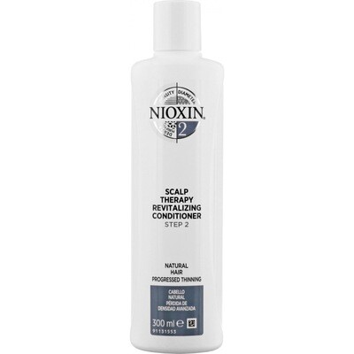 Nioxin #2 Conditioner - 300ml - 10.1 oz