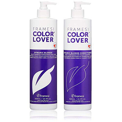 Framesi - Color Lover Dynamic Blonde Duo 500ml Each