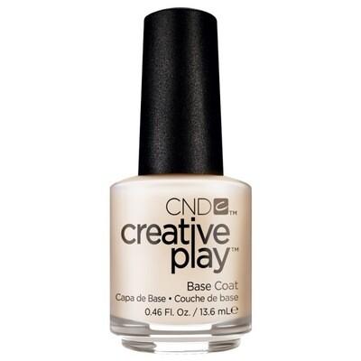 CND - Creative Play- Base Coat - 13.6ml