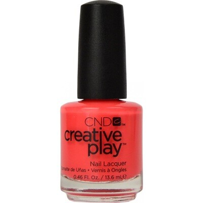 CND - Creative Play - Coral Me Later 13.6 ml