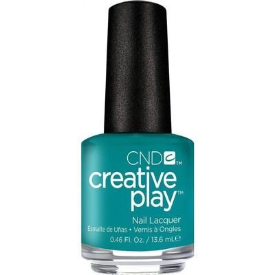 CND - Creative Play - Head Over Teal 13.6 ml
