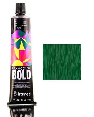 Framesi FramColor Bold - Green 60ml