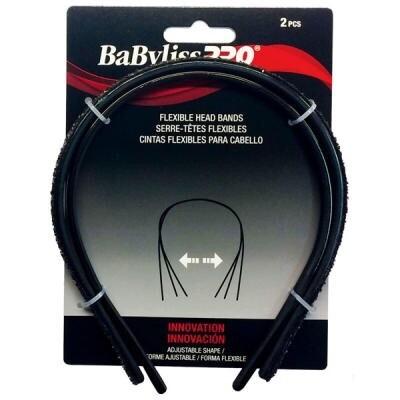 Babyliss Pro - Flexible Head Bands 2 PCS