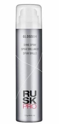 Rusk Pro Gloss04 Shine Spray 4 oz