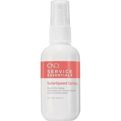 CND - Service Essentials - Solar Speed Spray 4oz