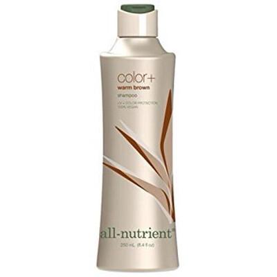 All Nutrient Warm Brown Shampoo 250 ml