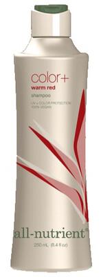 All Nutrient Warm Red Shampoo 250 ml