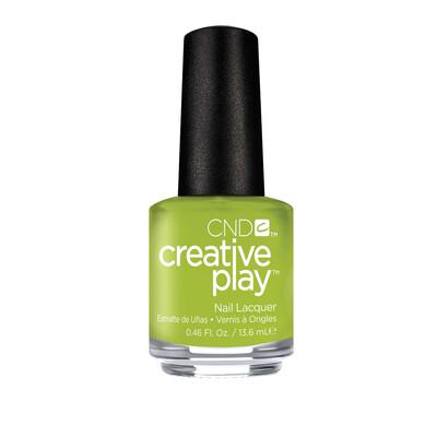 CND - Creative Play - Toe The Lime 13.6ml