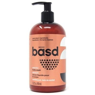 Basd Body Wash Seductive Sandalwood 450 ml
