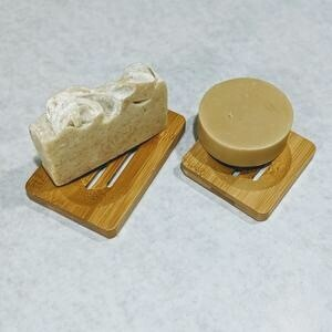 Old Soul Soap Co - Bamboo Soap Trays