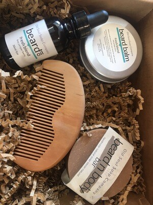 Old Soul Soap Co - Beard Box Collection