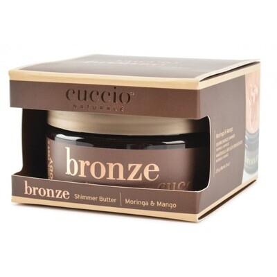 Cuccio Naturale -BRONZE SHIMMER BUTTER 4oz & 8oz