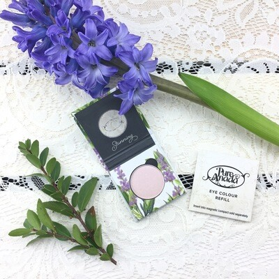 Pure Anada - Cameo Pressed Eye Shadow With Compact