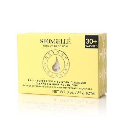 Spongellle - HONEY BLOSSOM   PEDI-BUFFER 30+ Washes