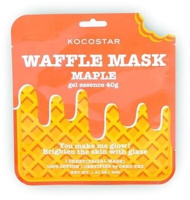 KOCOSTAR - MAPLE WAFFLE MASK 40g