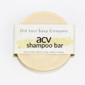 Old Soul Soap Co - ACV Shampoo Bar