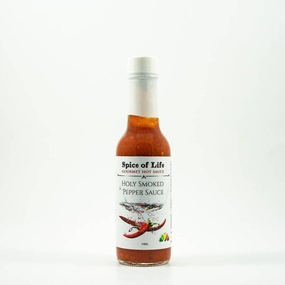 Spice Of Life - Holy Smoked Pepper Sauce 148 ml