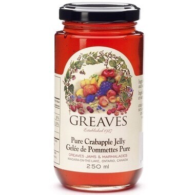 Greaves - Pure Crabapple Jelly250ml