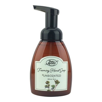Pure Anada - Foaming Hand Soap - Unscented 300 ml