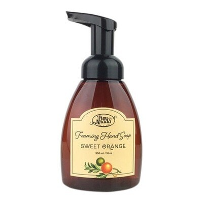 Pure Anada - Foaming Hand Soap - Sweet Orange 300ml