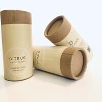 Bottle None - CITRUS Deodorant - Aluminium Free 80g