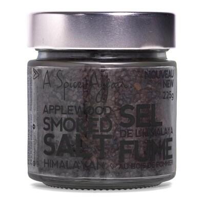 A Spice Affair - Applewood Smoked Himalayan Salt 225 g
