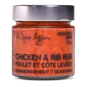 A Spice Affair - Chicken & Rib Rub 120g