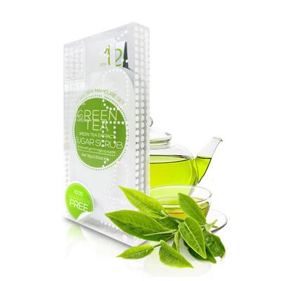 Green Tea Mani In A Box