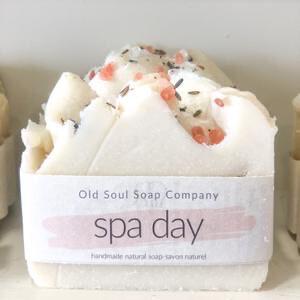 Old Soul Soap Co-Spa Day