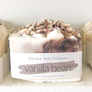 Old Soul Soap Co-Vanilla Bean