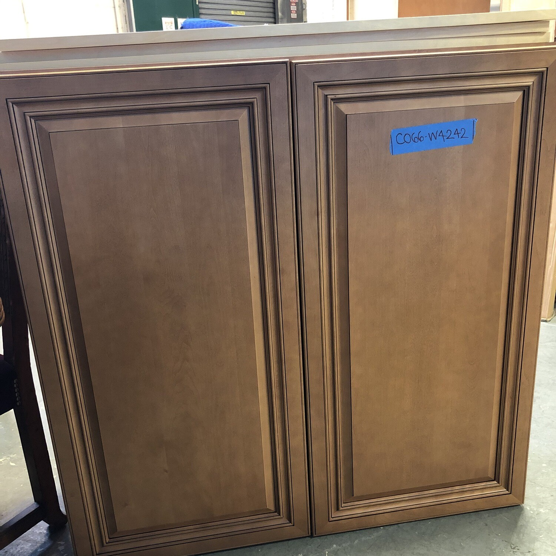 J&K upper cabinet 42x42