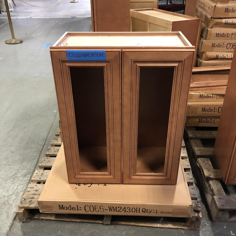 J&K upper cabinet 24x30