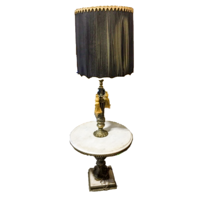 Victorian Cherub Floor Lamp