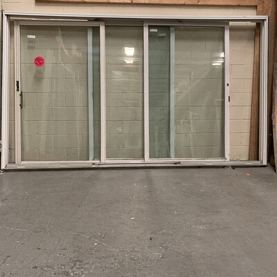 3 Door Sliding Glass Door