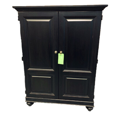 Hooker Furniture Black Entertainment Center