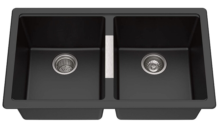 Kraus KGU-434B Kitchen Sink