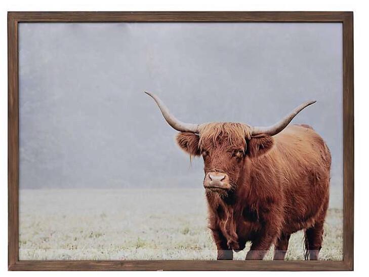 Majestic Stillness Framed Art