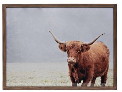 Majestic Stillness Framed Art