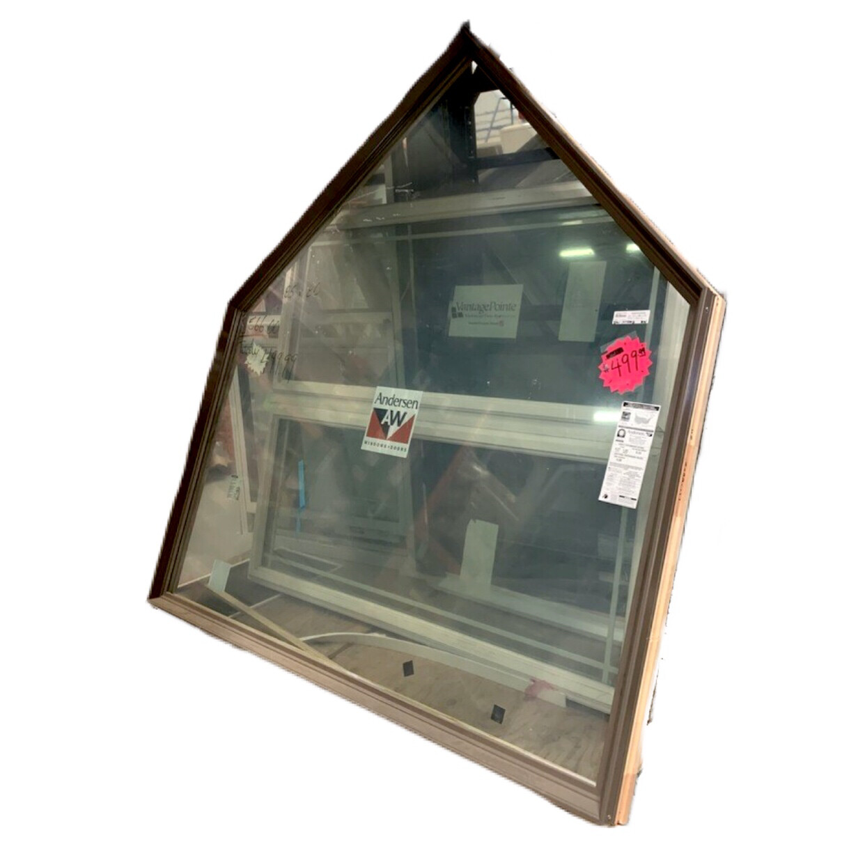 Anderson 85X80 Specialty Window