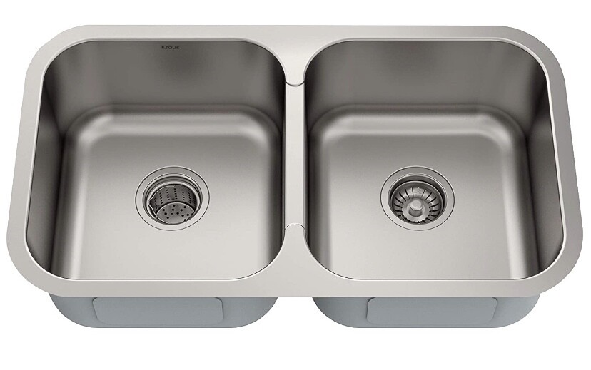 Kraus KBU29 Kitchen Sink