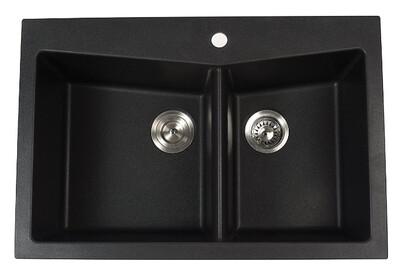 Kraus KGD-430B Kitchen Sink