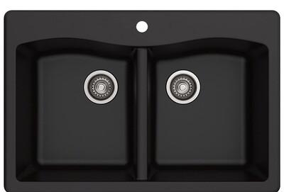 Kraus Forteza  KGD-52Black Kitchen Sink