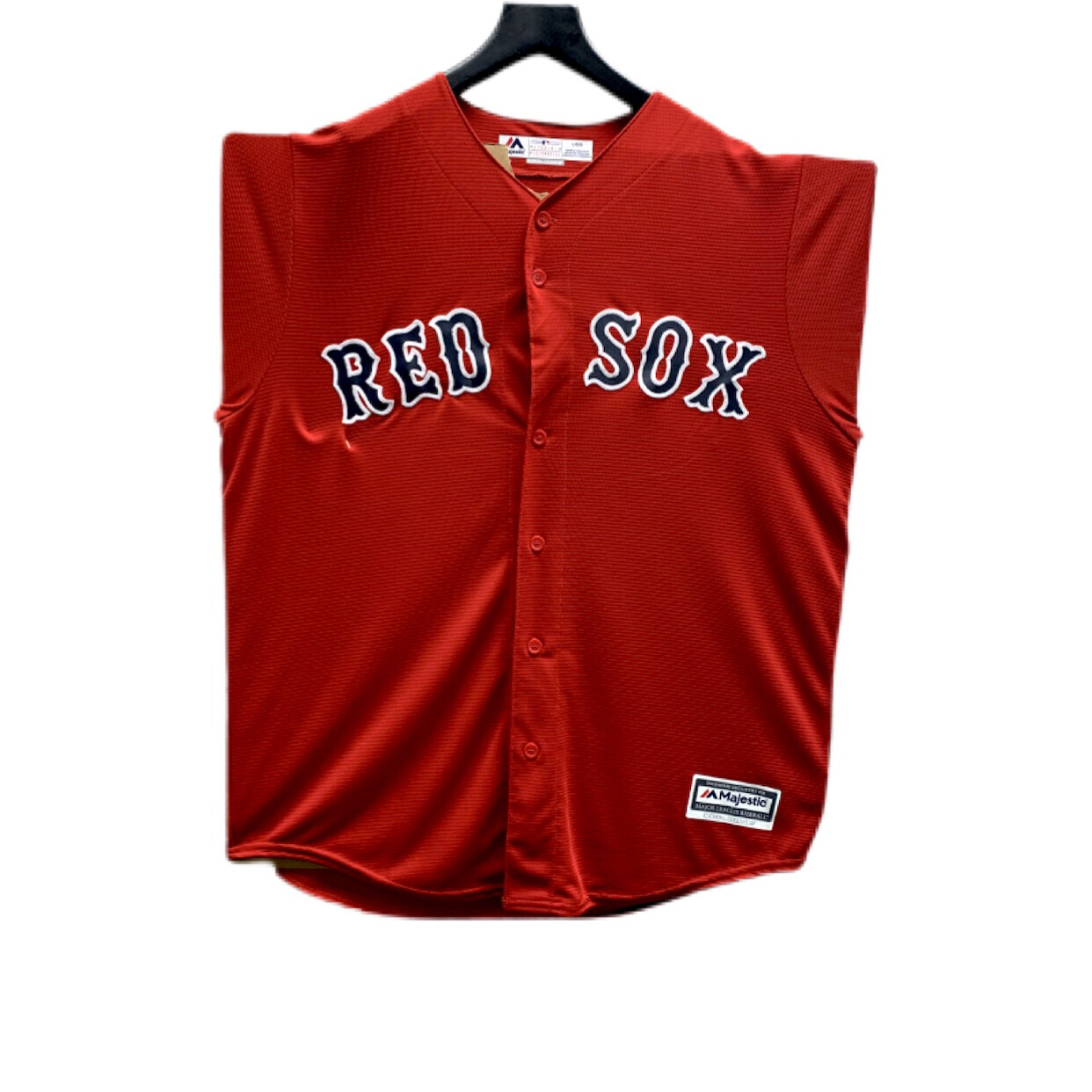 David Ortiz Authentic Majestic Baseball Jersey
