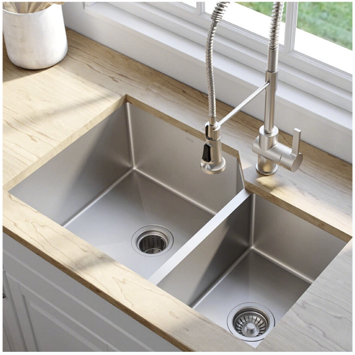 Kraus Khu123-32 Kitchen Sink