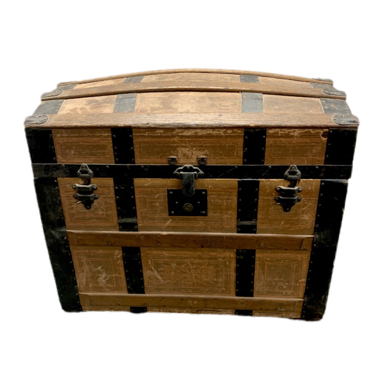 Vintage Trunk With Insert