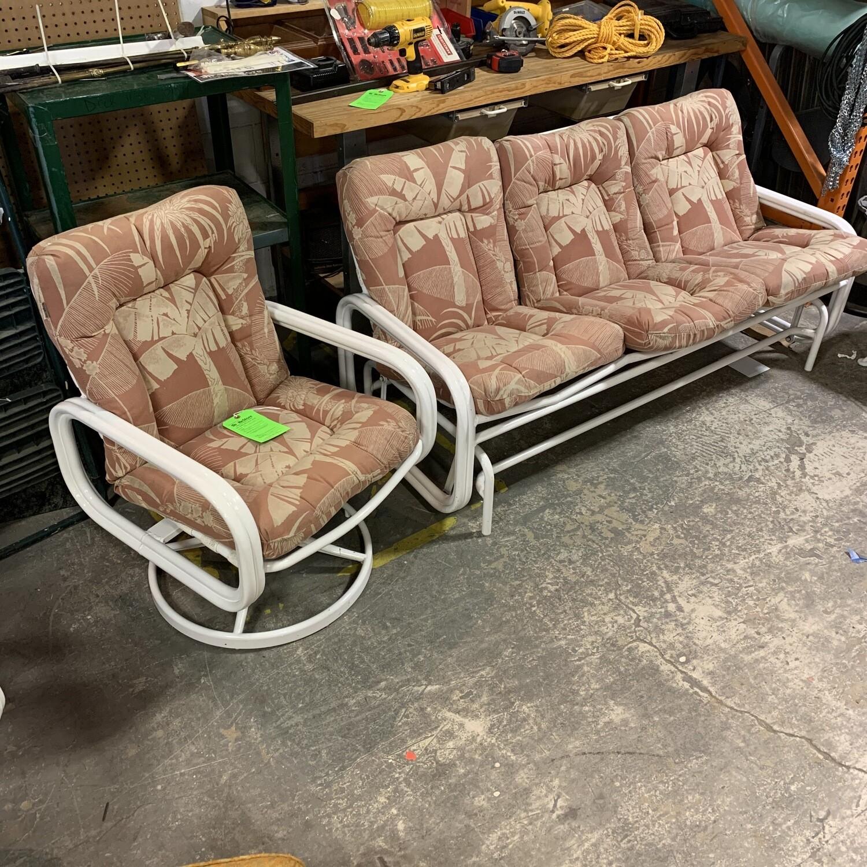 Outdoor Armchair & Sofa