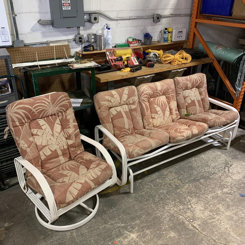 Outdoor Armchair & Sofa 2