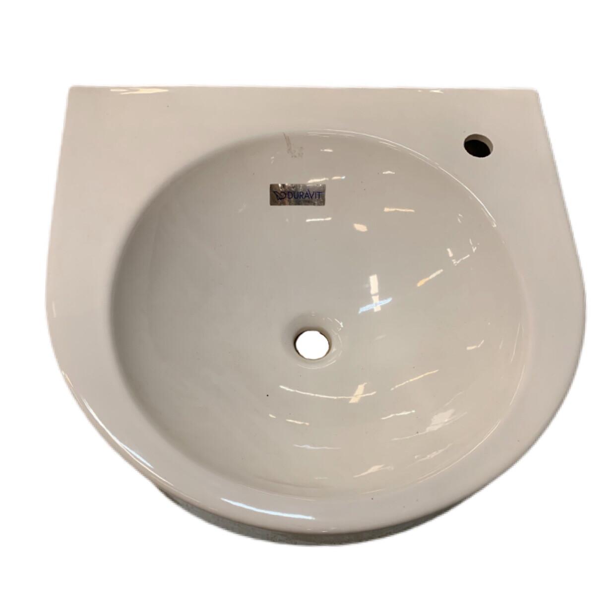 Duravit White Wall Mount Sink
