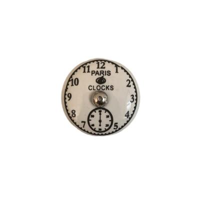 Ceramic Paris Clock Knobs 11A