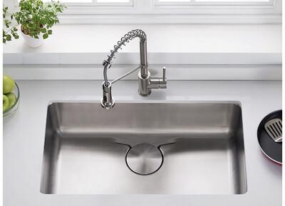 Kraus KD1US33B Kitchen Sink